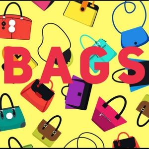 Lots of Bags and Purses to choose from!